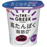 THE GREEK YOGURT ブルーベリー